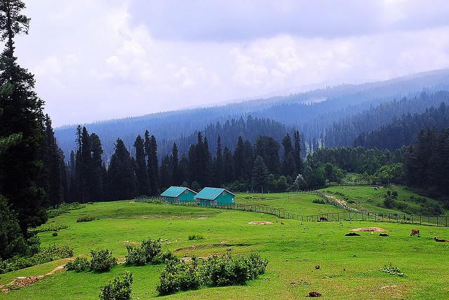 yusmarg-hills